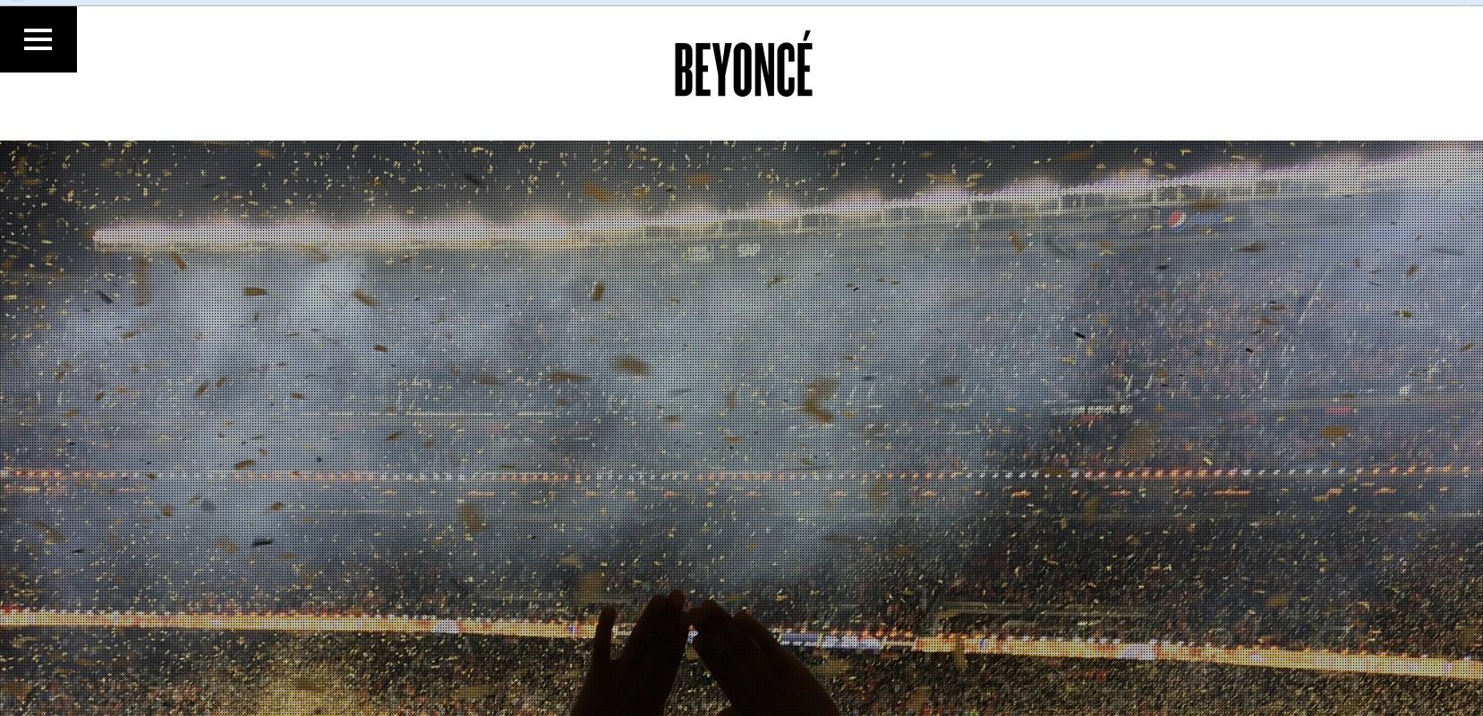 Блог Beyonce