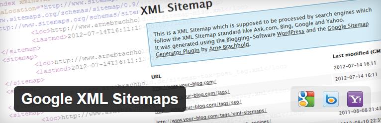 плагин Google XML Sitemaps