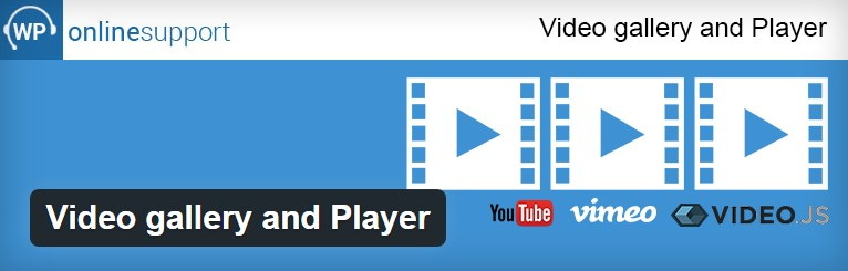 HTML5 Video Gallery & Player