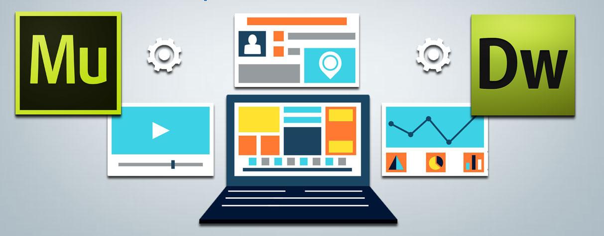 Специальные программы для создания сайтов